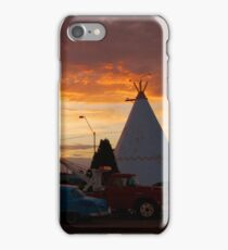 Route 66 Accomodations iPhone Case/Skin