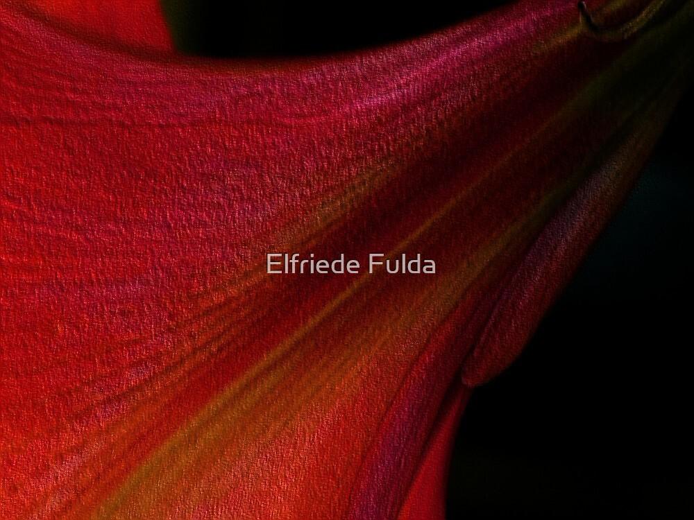 The Petal ! by Elfriede Fulda