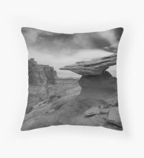 Terra-dactyl Throw Pillow