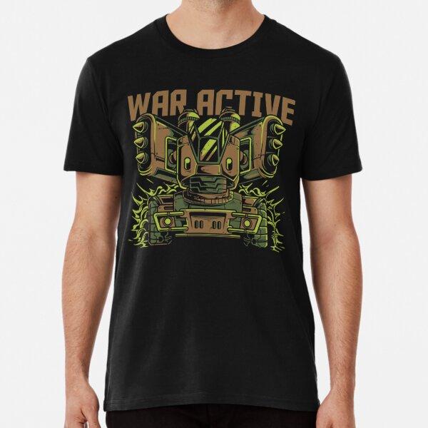 Guerre active T-shirt premium