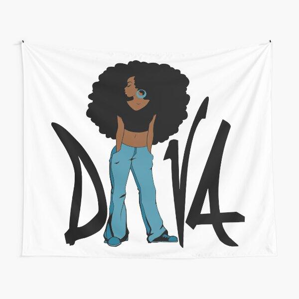Diva  Tapestry