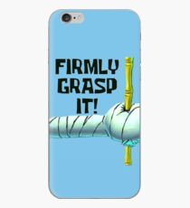 Firmly Grasp It! - Spongebob iPhone Case