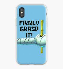 Festhalten Sie es! - SpongeBob iPhone-Hülle & Cover