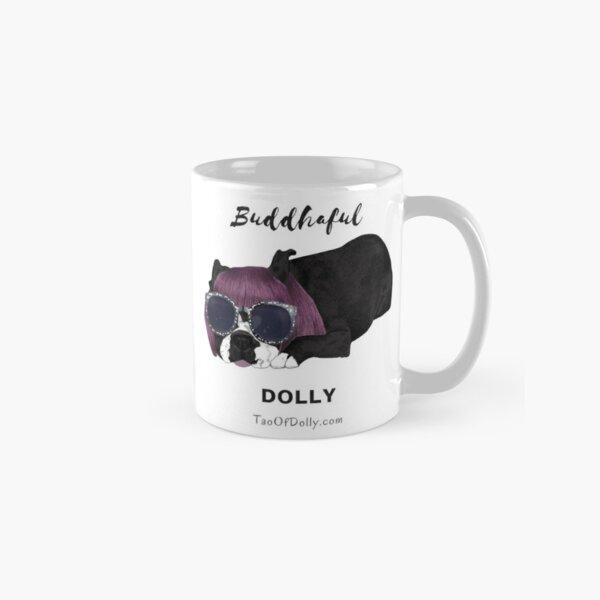 Buddhaful Dolly - Cafe Double Classic Mug