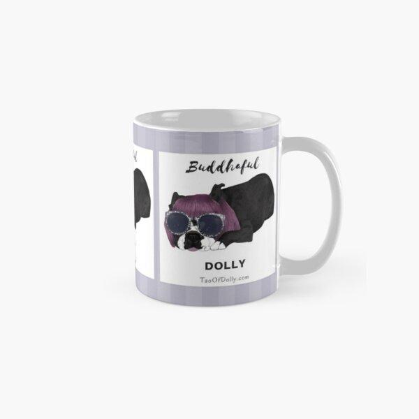 Buddhaful Dolly - Cafe Latte  Classic Mug