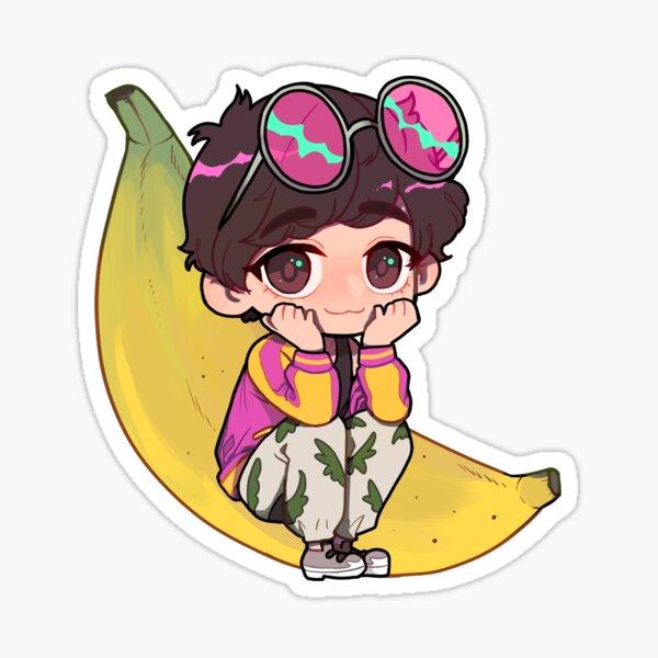 Eiji Sticker