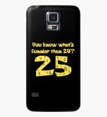 25 - Spongebob Hülle & Klebefolie für Samsung Galaxy