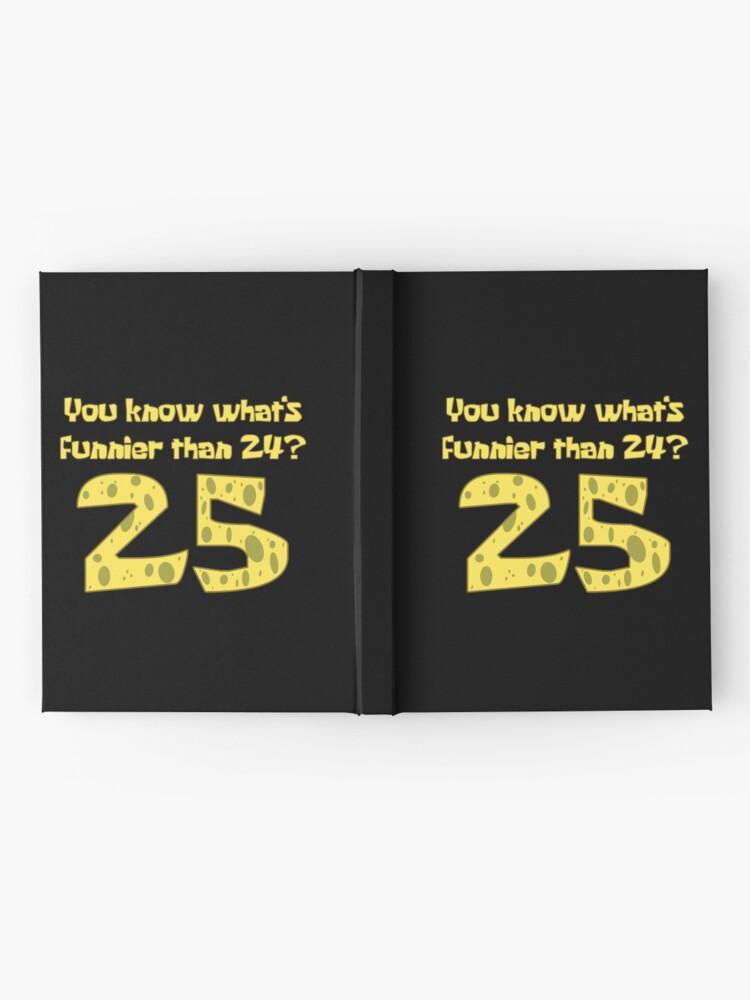 Alternative Ansicht von 25 - Spongebob Notizbuch