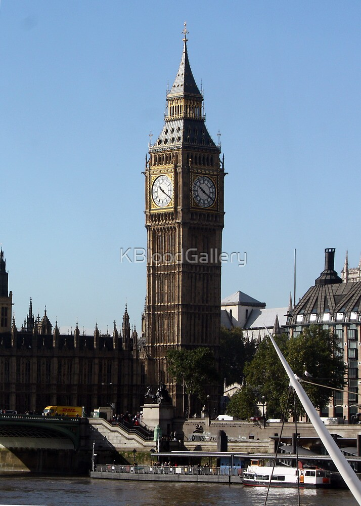 London Tower by KBloodGallery
