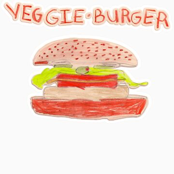 Veggie Burger! by grigs