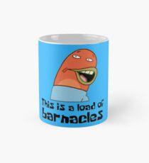 This Is A Load Of Barnacles - Spongebob Mug