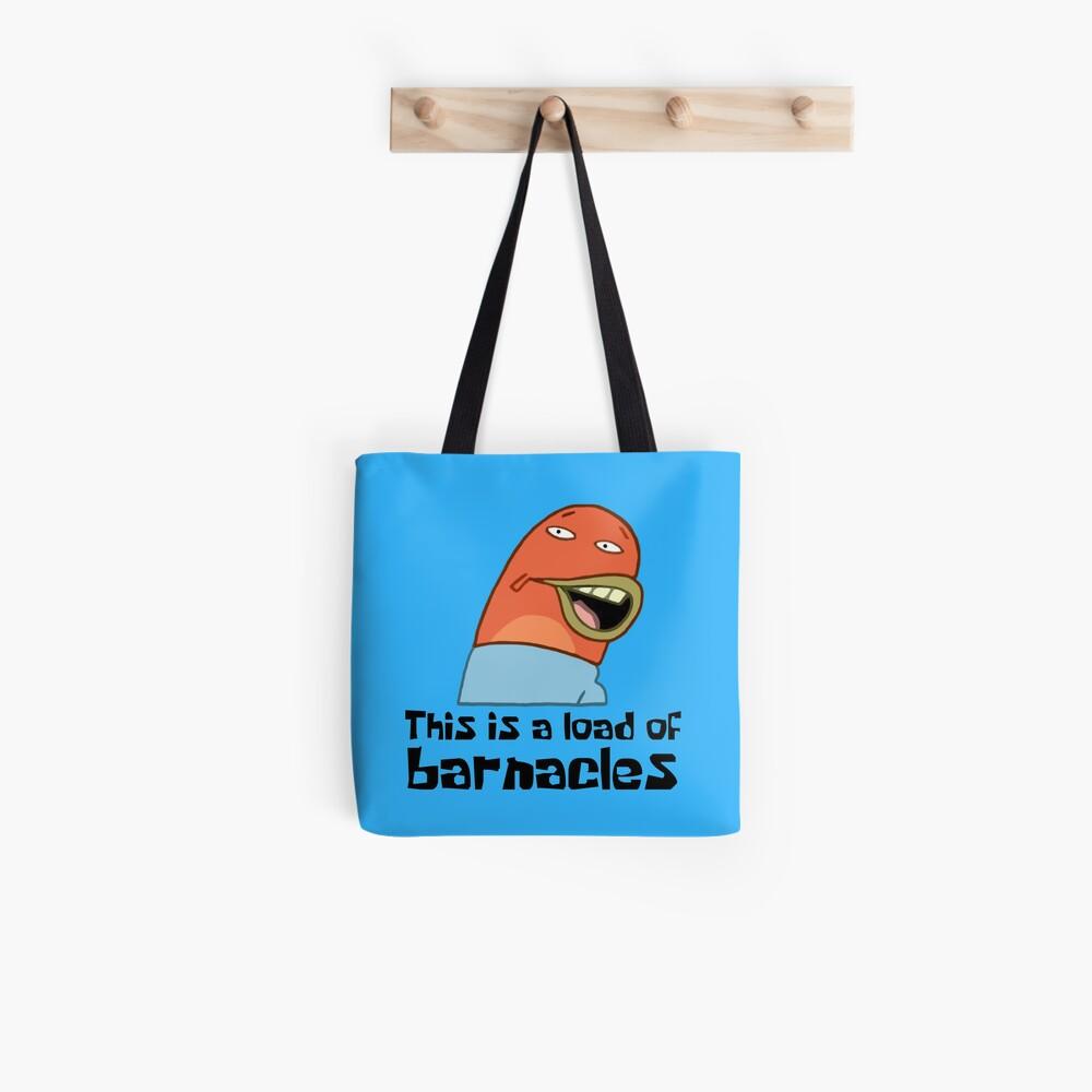 Esta es una carga de lapas - Bob Esponja Bolsa de tela
