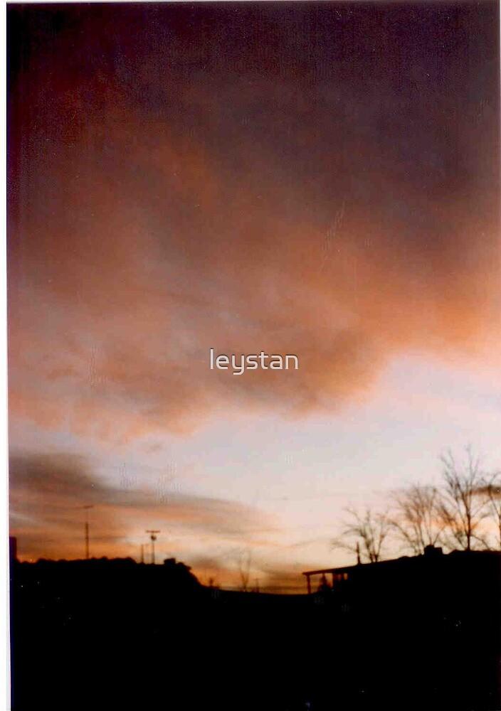 Fire Sky by leystan