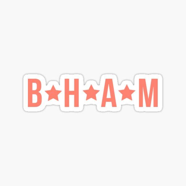 birmingham sticker Sticker