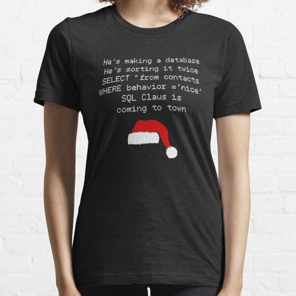 computer programmer christmas gift Essential T-Shirt