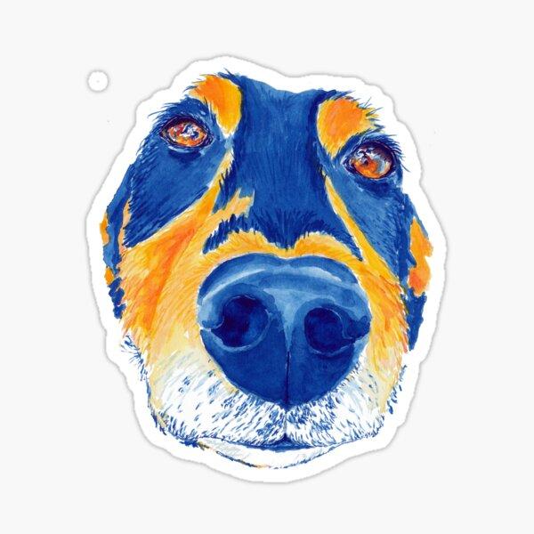 Sausage Lover Dog Sticker