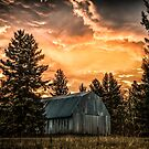 Country Sunset by Danny Key