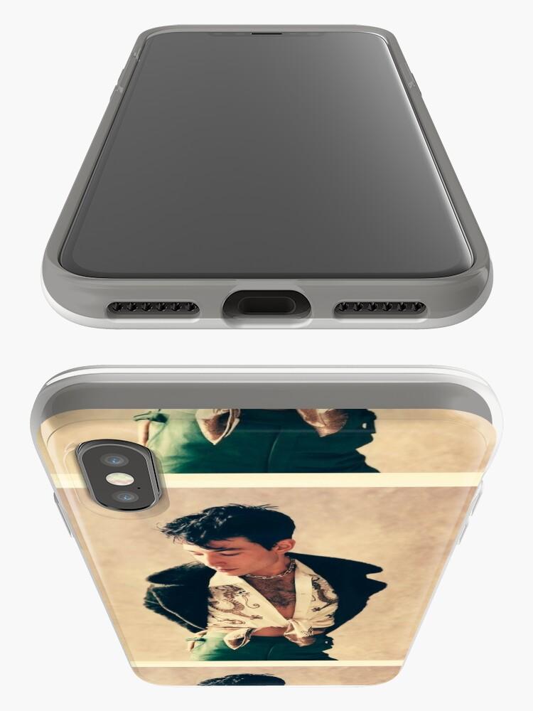Alternate view of Ezra Miller (GQ Nov 2018) iPhone Case & Cover