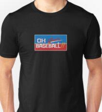 Camiseta unisex Oh! Eso es una pelota de béisbol - JJBA