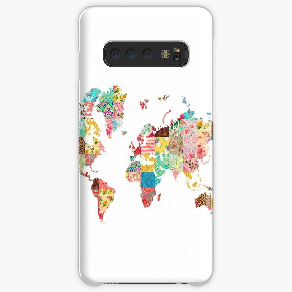 Ser un explorador del mundo Funda y vinilo para Samsung Galaxy