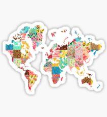 Be An Explorer Of The World Sticker