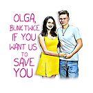 90 Day Fiancé - Olga - Blink Twice by tastereality