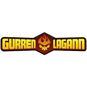 Gurren Lagann by SenorFiredude
