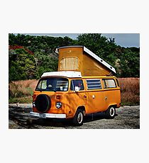 VW Westfalia Photographic Print