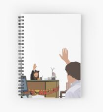 Jim & Pam Spiral Notebook