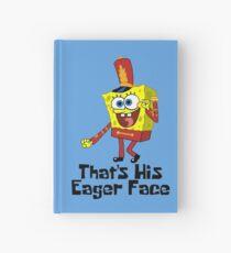 Das ist sein eifriges Gesicht - Spongebob Notizbuch