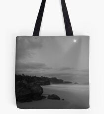The Moon Watches the Tide Tote Bag