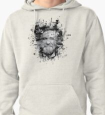 Robin's Spilled Paint (Robin Williams Tribute) Pullover Hoodie