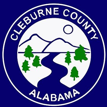 Cleburne County, Alabama by planetterra