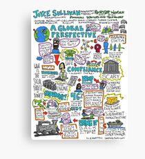 Financial Services & Technology SXSW  Canvas Print