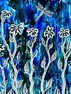 Hope Blooms Here  by Linda Callaghan