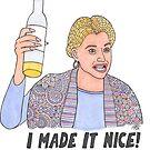 RHONY - Dorinda  - I Made It Nice by tastereality