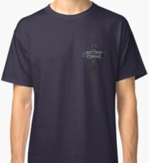 The Second Coming - Logo (Small) Classic T-Shirt