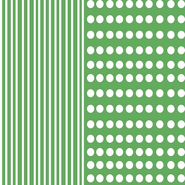 green and white tulane university  by sswain