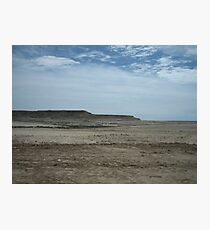 an exciting Angola landscape Photographic Print