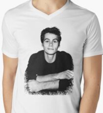 Dylan O'Brien Men's V-Neck T-Shirt