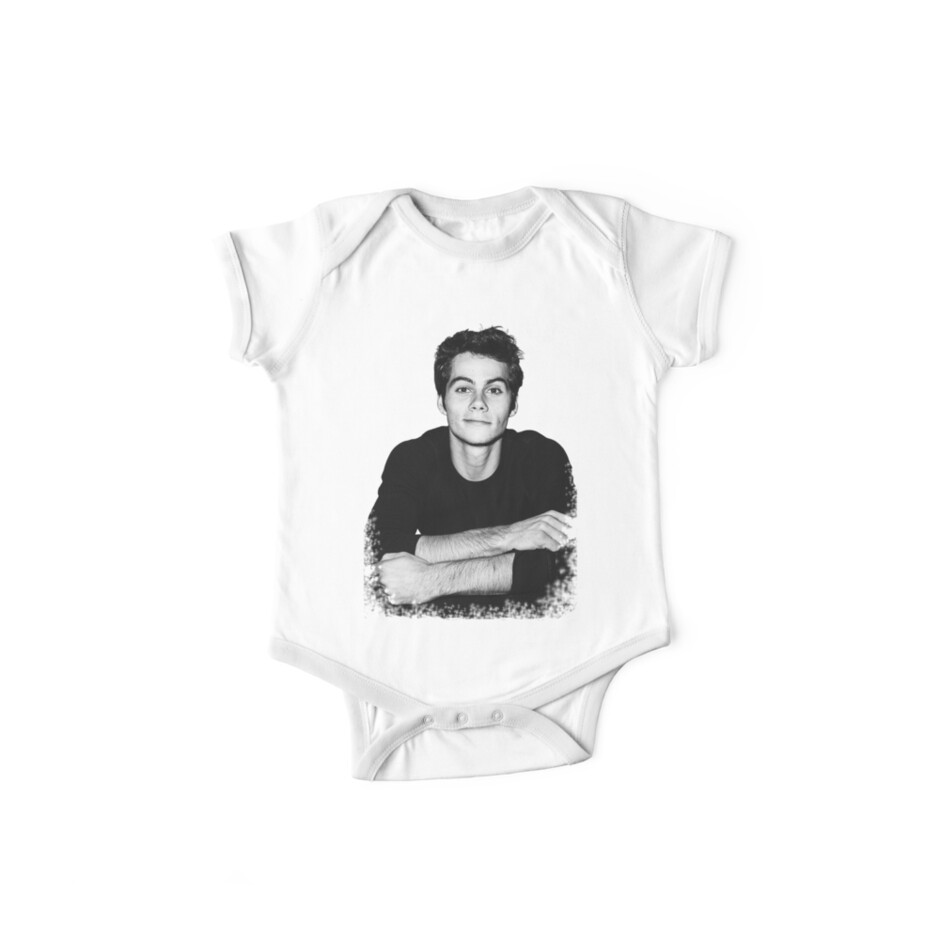 Dylan Obrien Baby One Pieces By Pineapplexpress Redbubble