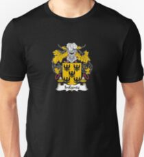 Infante Coat of Arms - Family Crest Shirt Unisex T-Shirt
