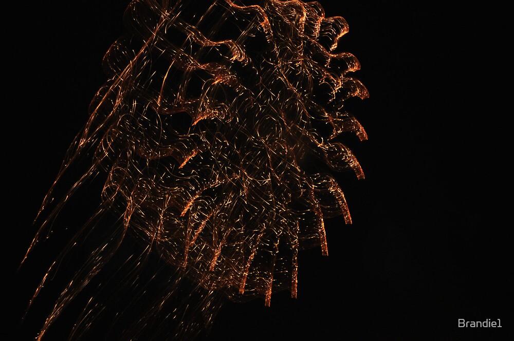 Fireworks over Harrington by Brandie1