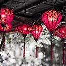 Lanterns of Hoi An IV by TRVLR