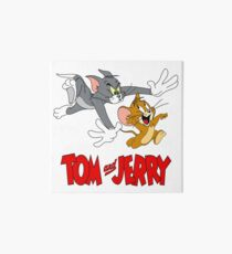 Tom and Jerry Art Board