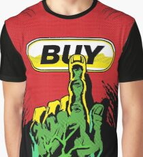 Comic Hands - Buy Graphic T-Shirt