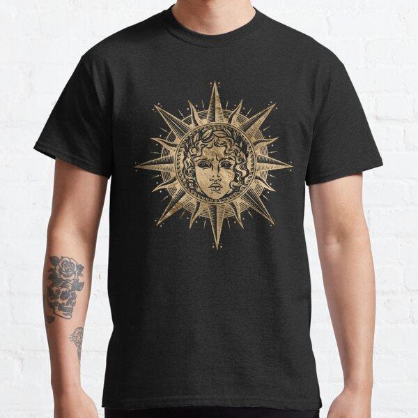 Golden Apollo Sun God  Classic T-Shirt