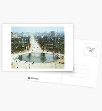 FROM LA ROUE DE PARIS ON BOXING DAY Postcards