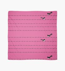 WILLY WAGTAIL - tee shirt, other clothes and decorator items Scarf