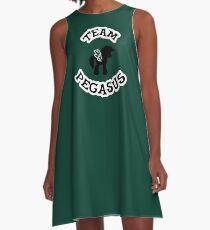 Team Pegasus A-Line Dress